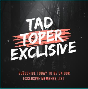 TAD TOPER EXCLUSIVE