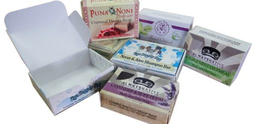 Promote your Brand via Exclusively Designed Custom Soap Boxes