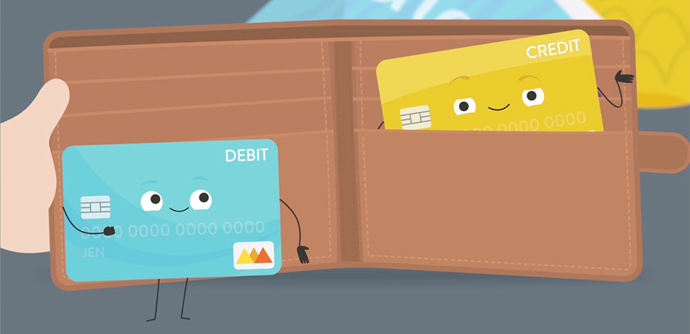 Key Difference Between the Two Cards: Debit and Credit Card