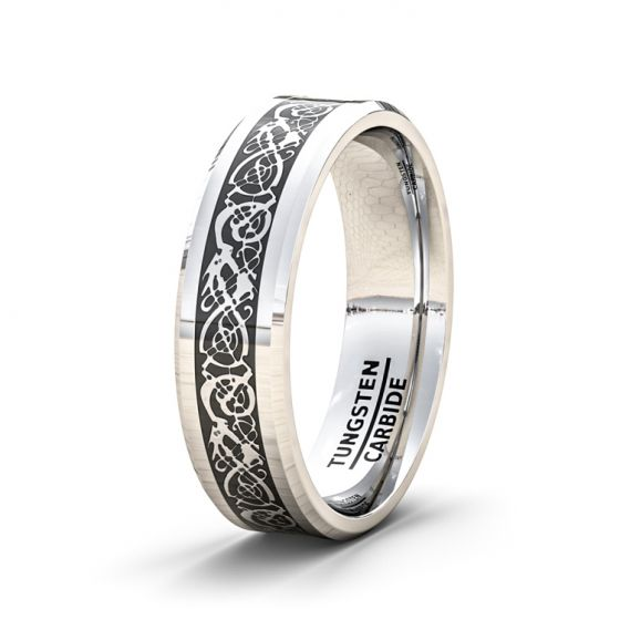 Significance of Black Tungsten Rings