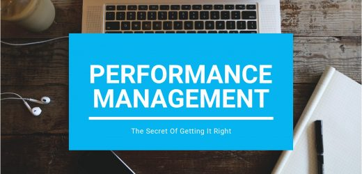 A Guide To Performance Management