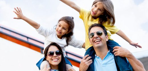 Travel To Europe On A Family Budget