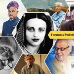 List of best four Indian Artists among the Top Guns