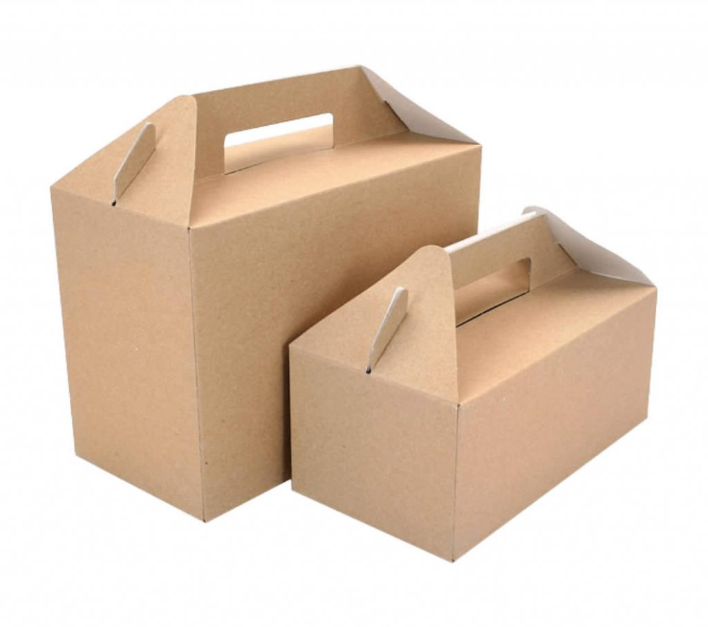 Take Away Boxes with Handles