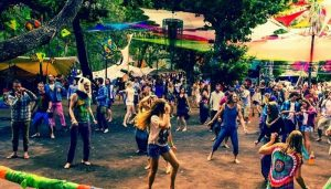 celebrate the new year in Kasol