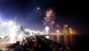 celebrate the new year in Mumbai