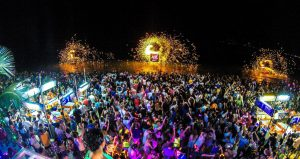 celebrate the new year in Andaman and Nicobar Islands
