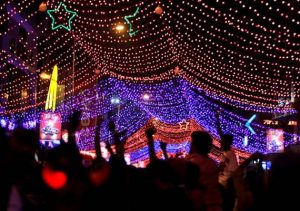 celebrate the new year in Shillong