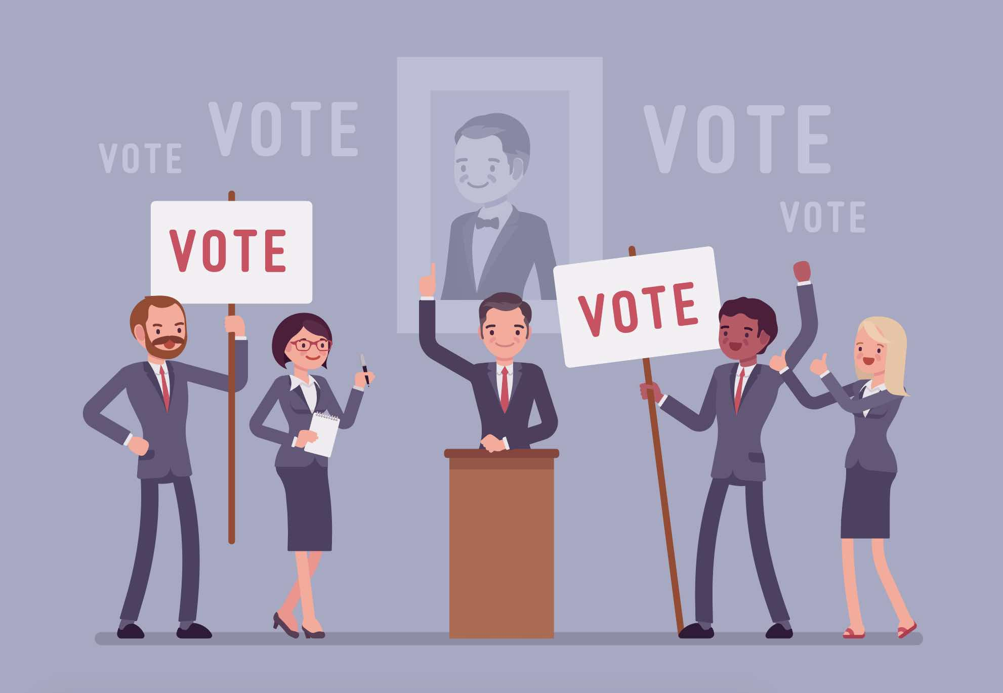 How to Captivate People for Your Political Campaigns?