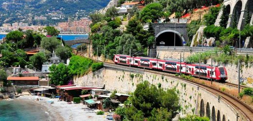 5 Places to Explore in Europe by Train