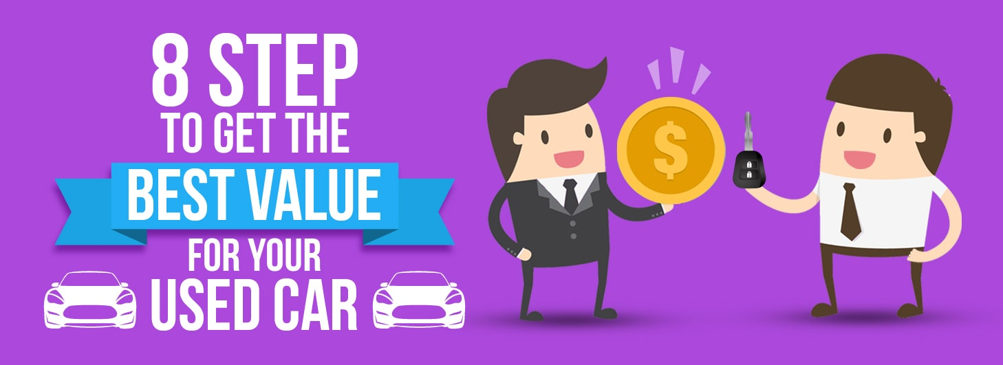 How to Get the best value for your used Car – You should Know