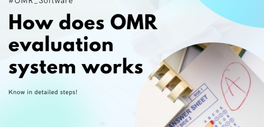 How Does OMR Evaluation System Works? Know in Detailed Steps!