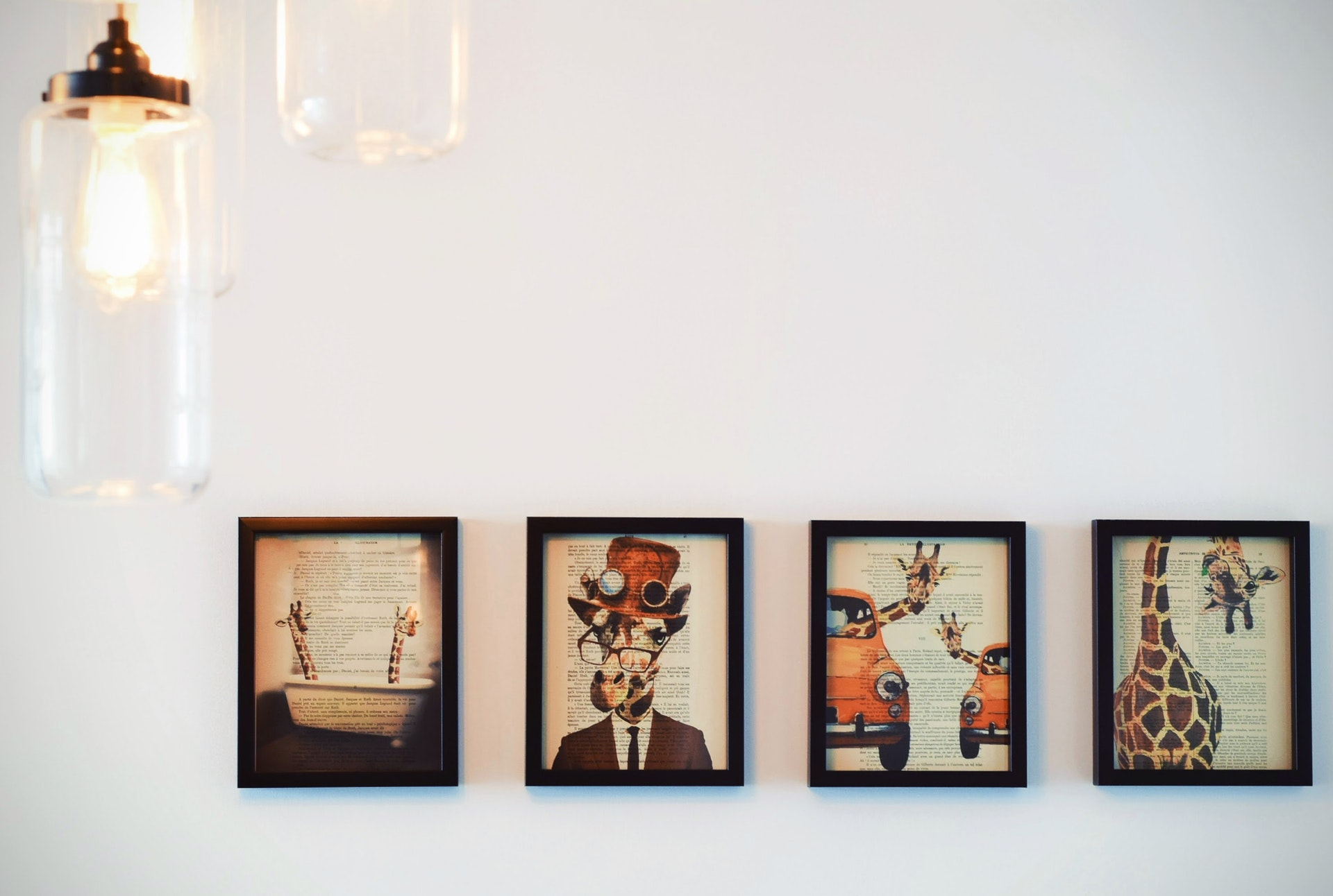 Buy Large Picture Frames Unlike Any Other at J. Devlin Glass Art
