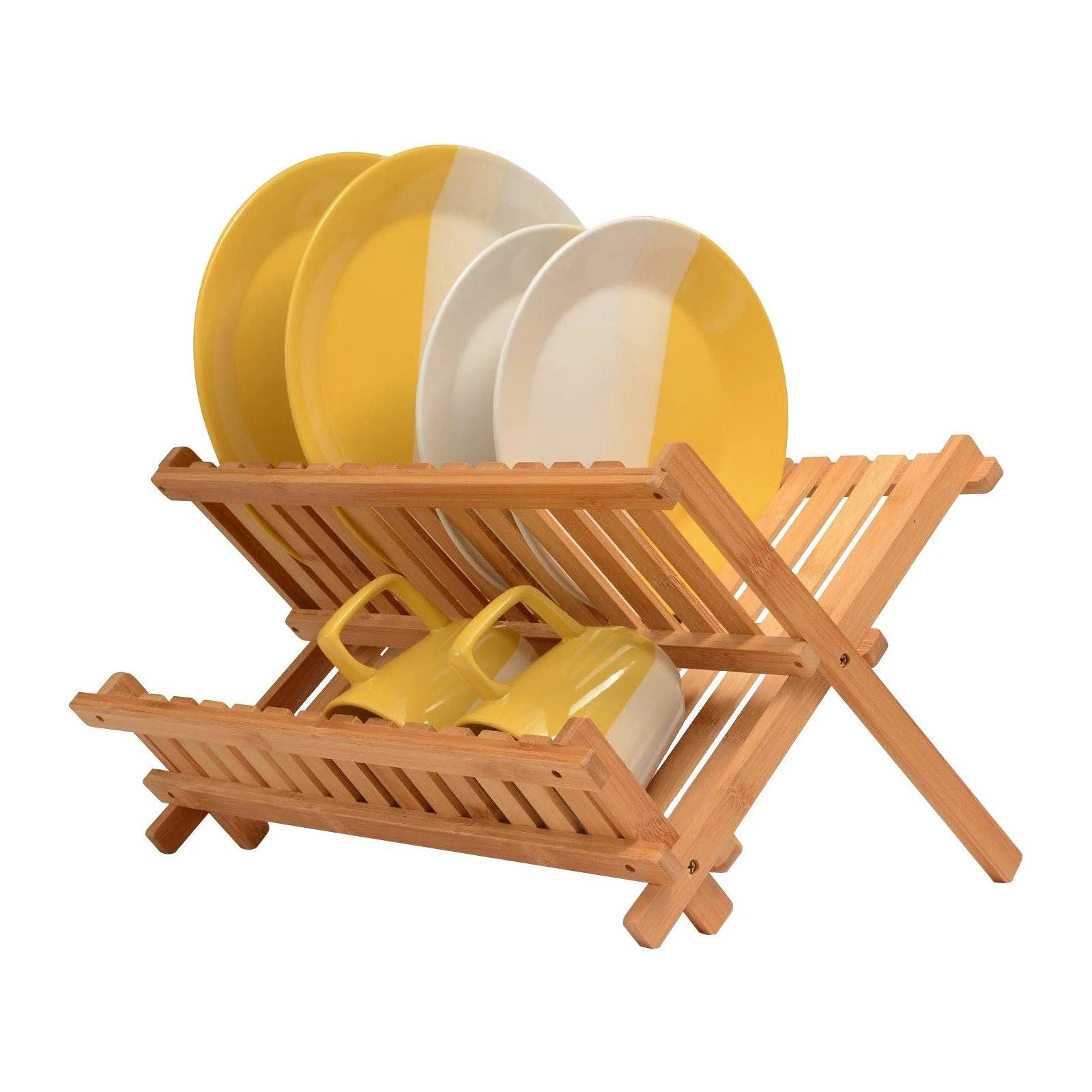 How to Clean and Get Rid of Mould of Your Bamboo Dish Drainer