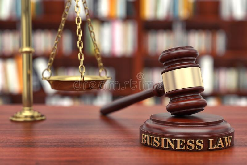 Coherent Comprehension of Business and Law