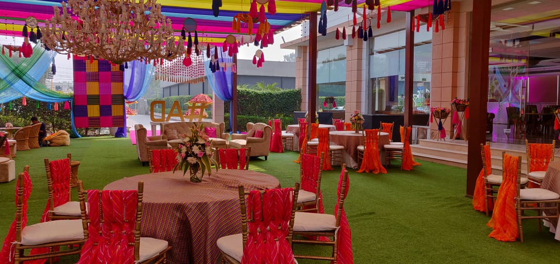 Wedding at The Garden to Experience Super Hospitality