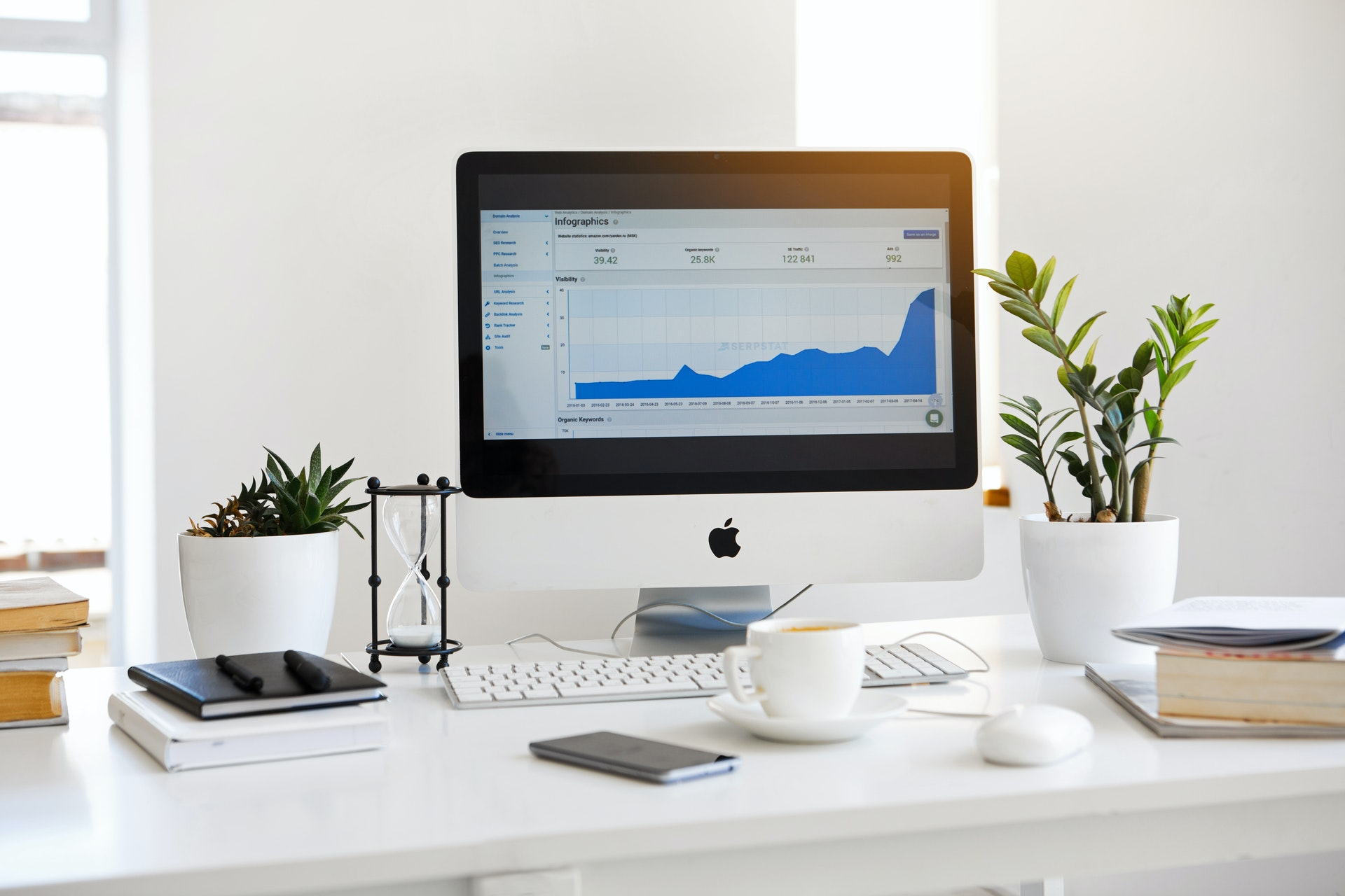 Tips on Organizing Home Office Desk