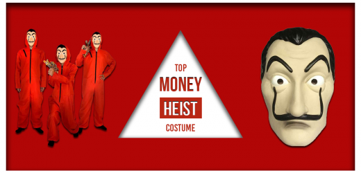 From Where Can I Buy a Money Heist Costume?