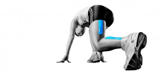Physical Therapy and Kinesiology Tape