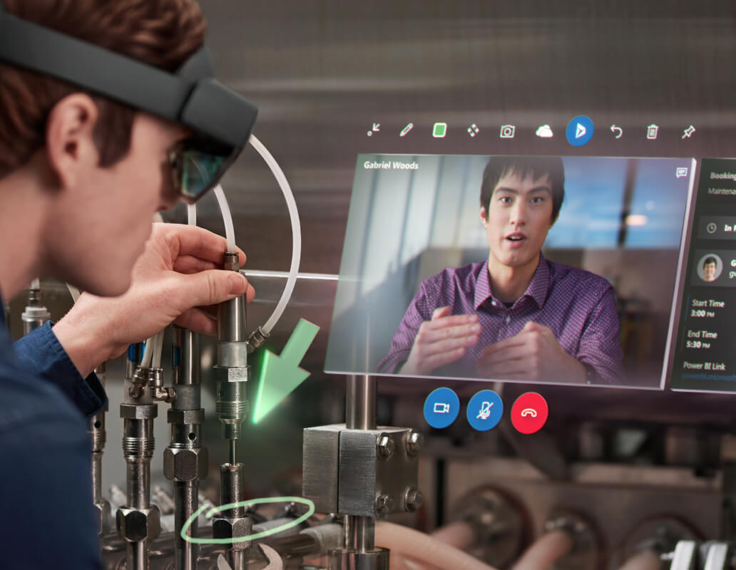 The Four Key Areas of Mixed Reality Use