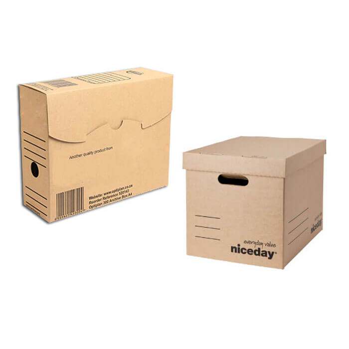 Why to Choose Archive Boxes as a Cheaper and Best Packaging Material?