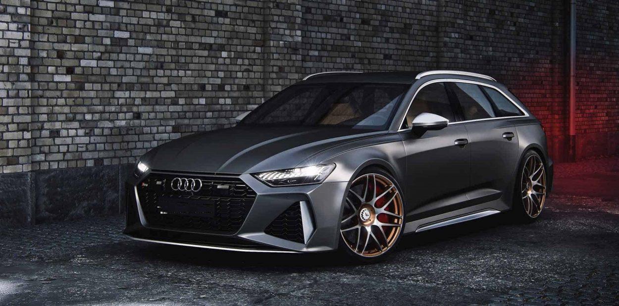 Audi Repopulates 2020 Audi RS6 Avant