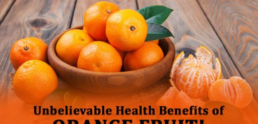Unbelievable Health benefits of Juicy Orange