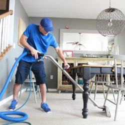 The Five Laws for Carpet Cleaning in Australia
