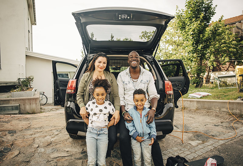 Surviving and Enjoying a Family Road Trip