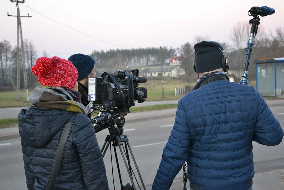 Know about the Different Roles in Filmmaking