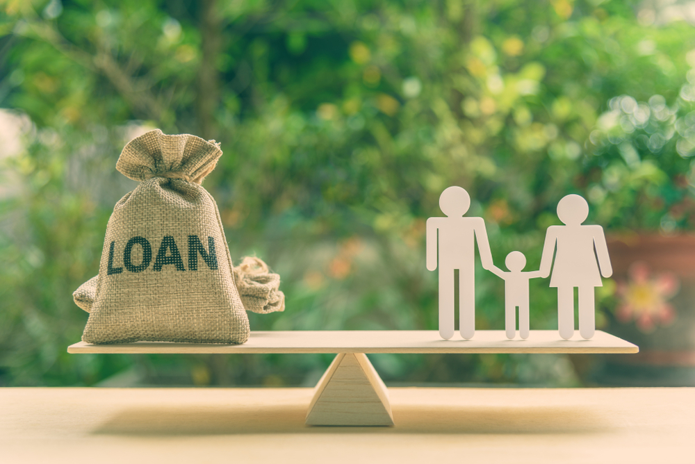 What is the fastest way to get a loan secured by PTS?