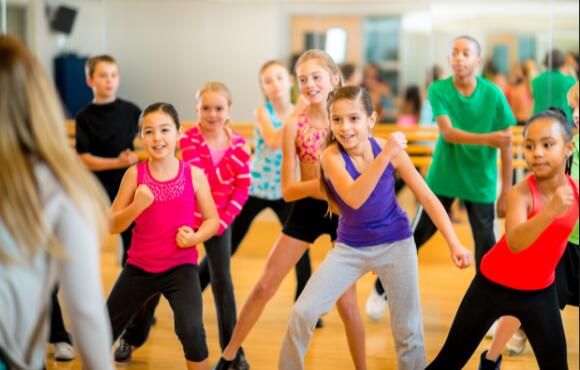 Different Exercise and Tips for Kids' Fitness Classes