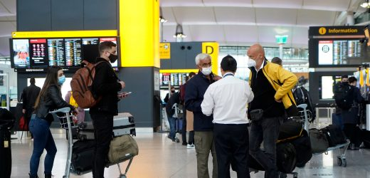 What Does the Current UK Lock-Down Mean for Travel