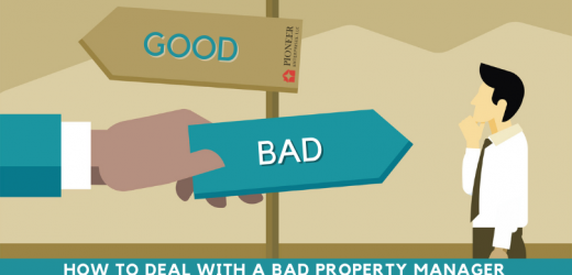 How to Deal with a Bad Property Manager