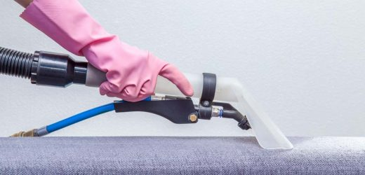 Method of Upholstery Cleaning
