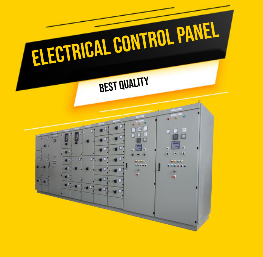 Electrical Control Panel Manufacturer in Kolkata- Types And Usages