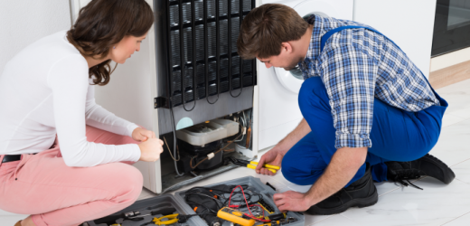 Top Six Tips for Selecting an Appliance Repair Company