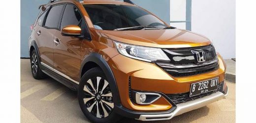 Advantages and Disadvantages of Honda BR-V, Old Engine but the Best Safety System