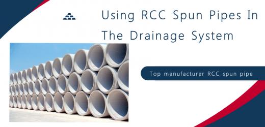 Using RCC Spun Pipes in the Drainage System of Kolkata