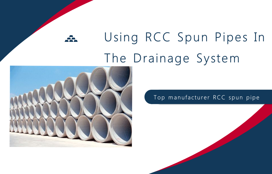 Using RCC Spun Pipes in the Drainage System of Kolkata
