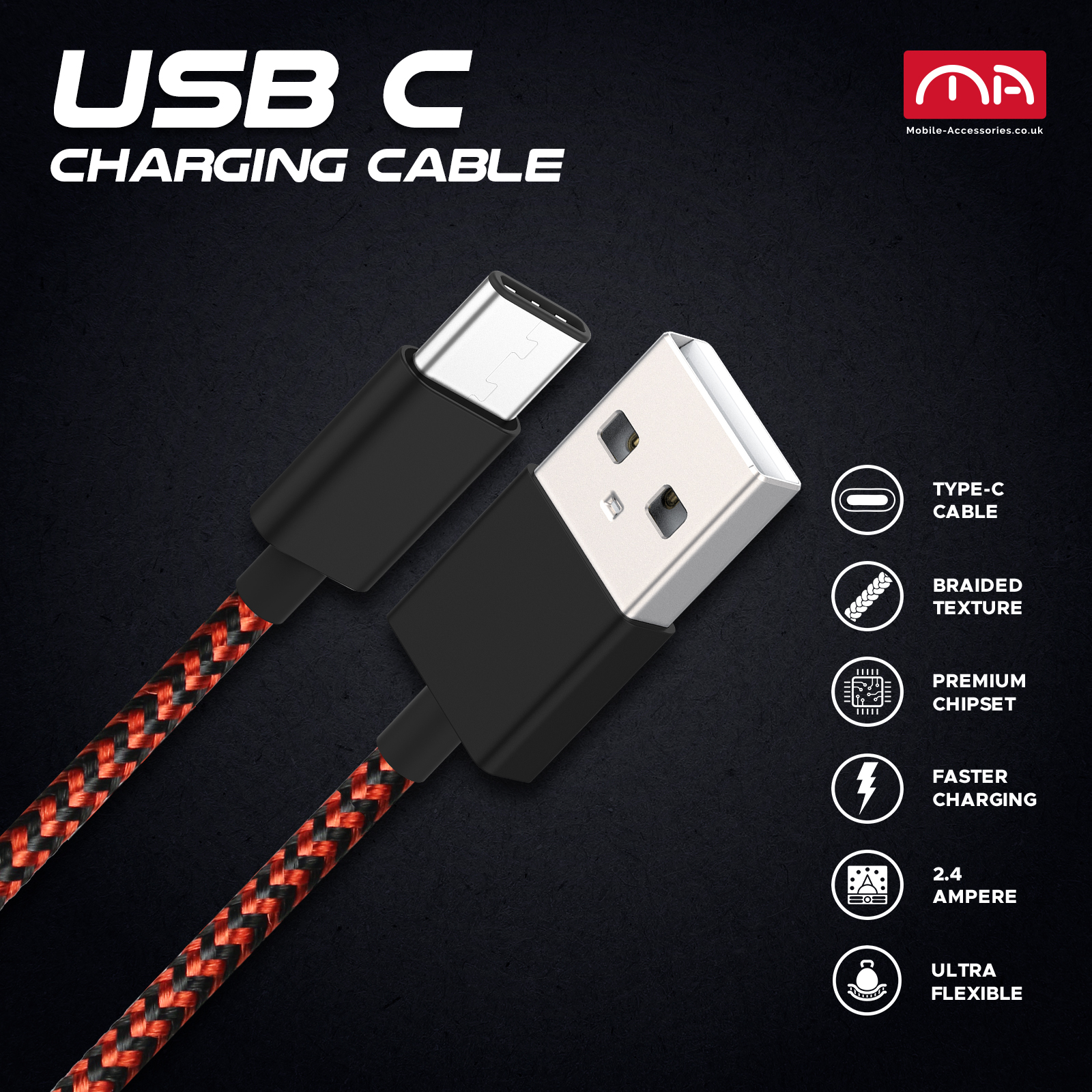 Where to get best Charging Cables for your Smartphone?