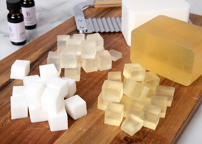 Create Your Own Body Wash with Liquid Soap Bases
