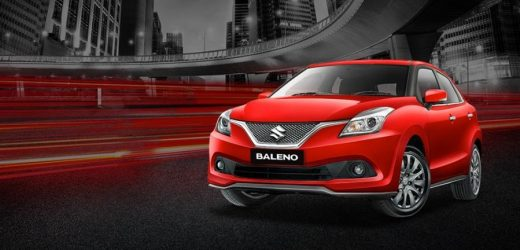 "Suzuki Baleno ""The Complete Hatchback"" Sporty Car"