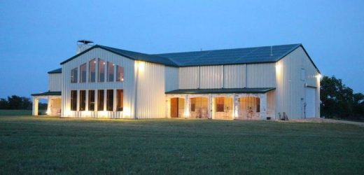 Steel Estate: Convert Your Metal Building into a Custom Home
